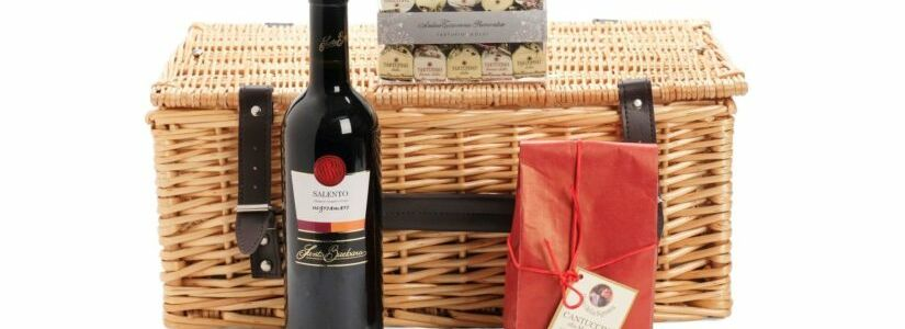 New Italian Hampers At Fine Scottish Hampers