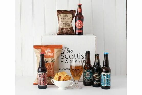 The Scottish Brewery Hamper