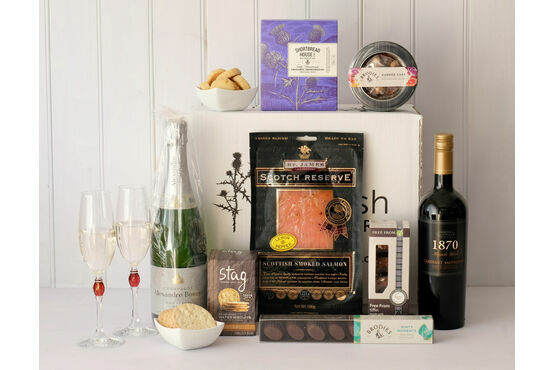 Scottish Anniversary Hamper