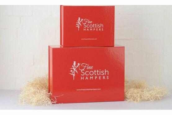 Red Luxury Gift Box