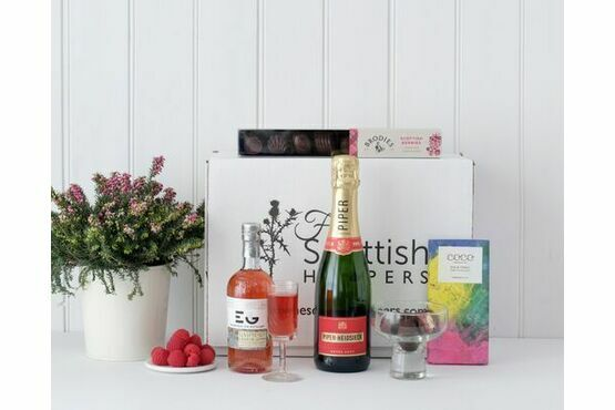 Scottish Gin Fizz Hamper