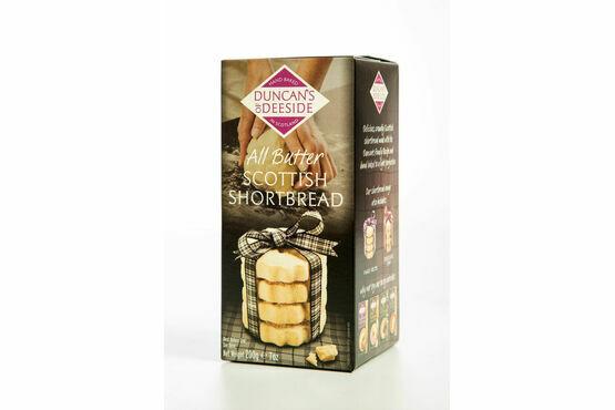 Duncan's of Deeside All Butter Shortbread (200g)