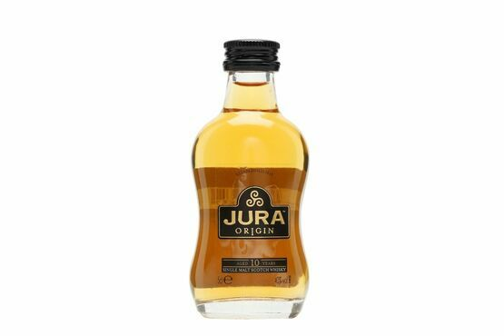 Jura 10 Year Old Whisky Miniature 5cl