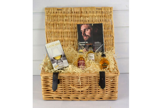 I Want To Know Whisky Hamper