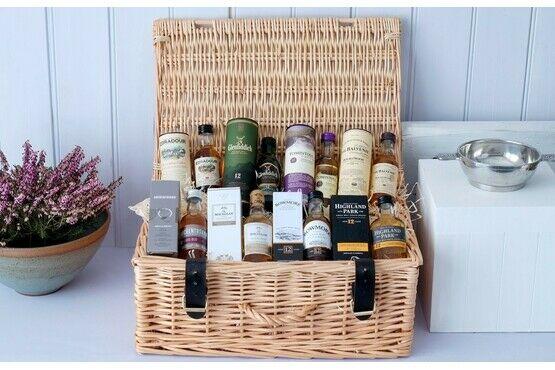 Scottish Whisky Gift Selection Hamper