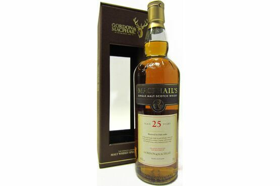 MacPhails Malt Scotch Whisky 25 Year Old