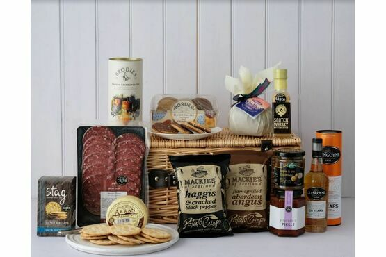 Scottish Larder Hamper