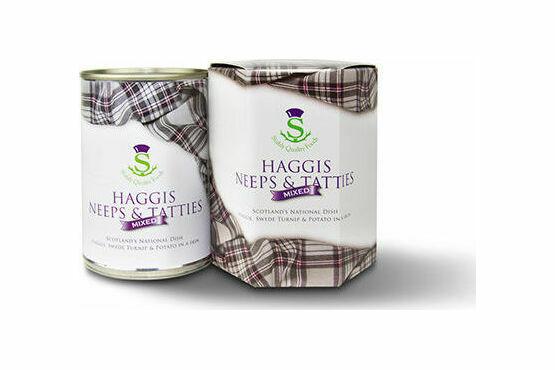 Haggis Neeps And Tatties