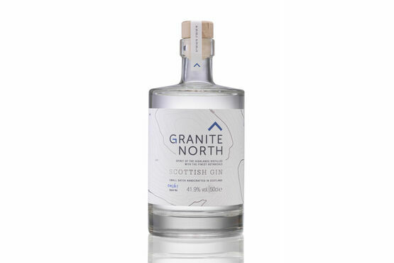 Granite North Scottish Gin 10cl
