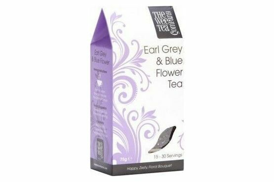 The Wee Tea Company Earl Grey & Blueflower Tea