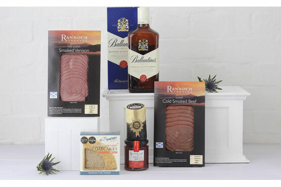 Scottish Classic Hamper