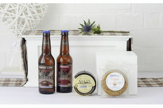 Wee Cheese & Cider Gift Hamper