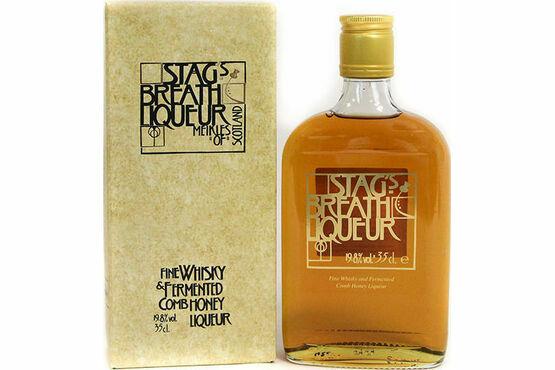 Meikle's of Scotland Stag's Breath Liqueur 35cl