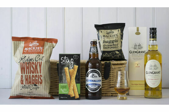 Glen Grant Father's Day Hamper
