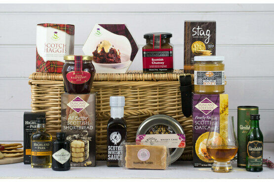 Greetings From Scotland Hamper