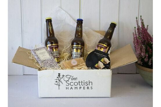 Scrumptious Scottish Hamper