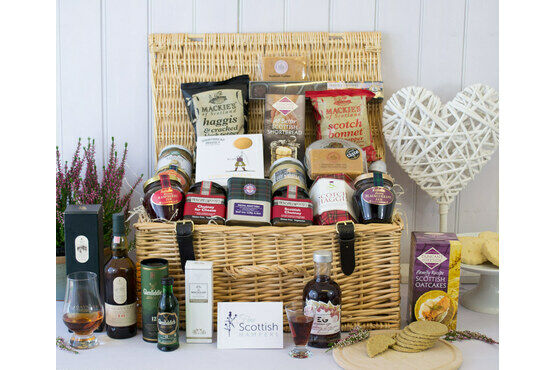 Taste of Scotland Hamper