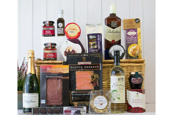 Scottish Traditional Feast Hamper