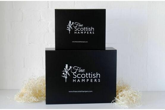 Black FSH Logo Luxury Box