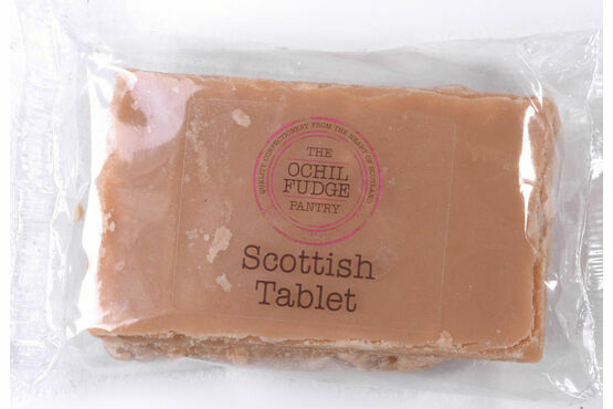 Ochil Fudge Pantry Handmade Scottish Tablet 90g