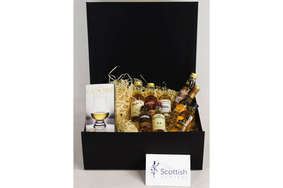 Scottish Whisky Selection Hamper