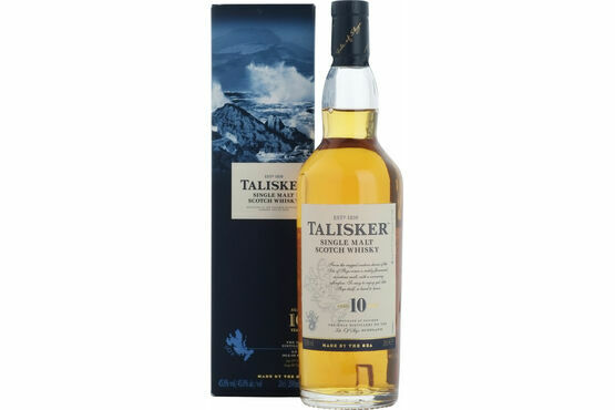 Talisker 10 Year Old Whisky 20cl