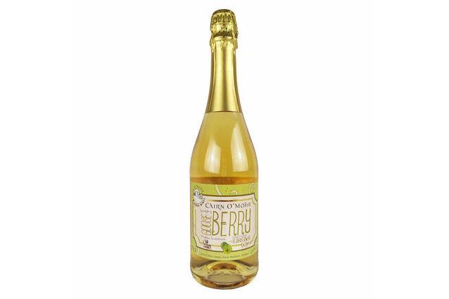 Cairn o'Mohr Sparkling Gooseberry Wine (75cl)