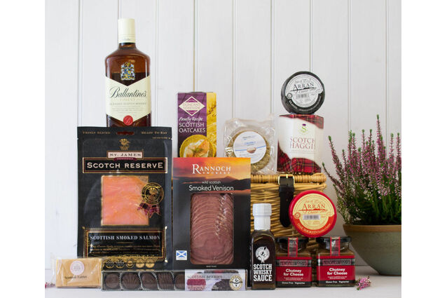 Scottish Traditional Gift Hamper