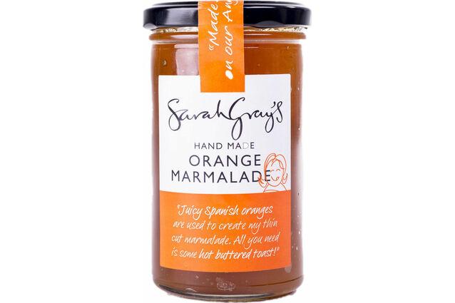 Sarah Gray's Handmade Orange Marmalade (300g)
