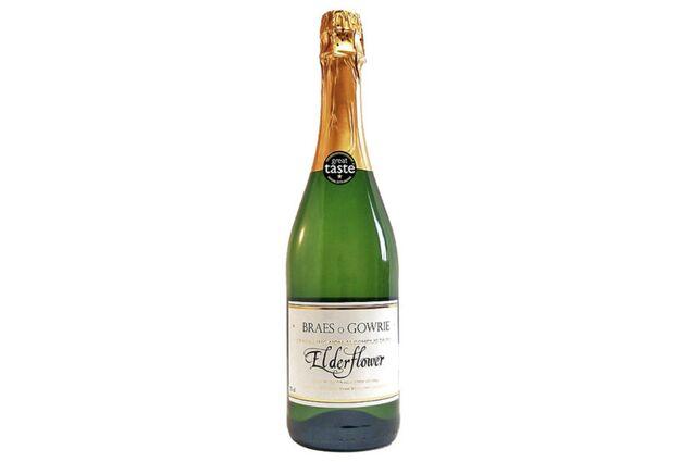 Cairn o'Mohr Non-Alcoholic Sparkling Elderflower Drink (75cl)