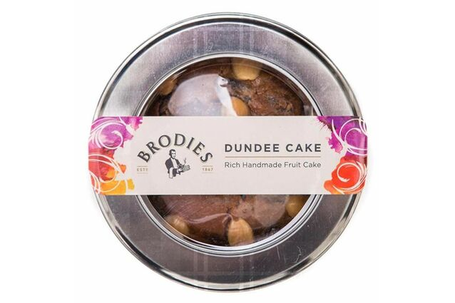 Brodies of Edinburgh Dundee Cake (315g)