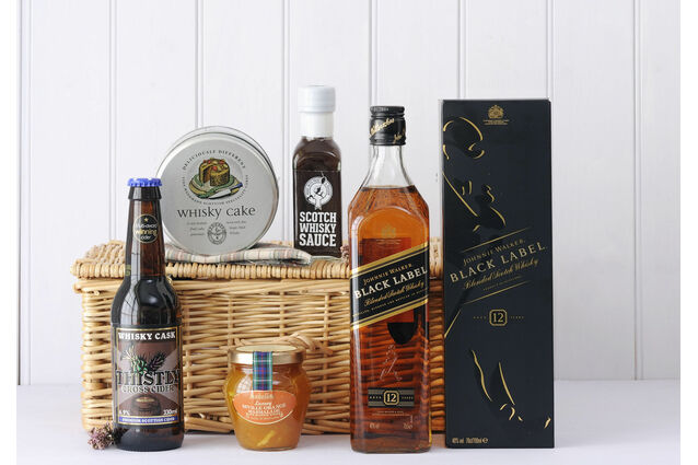 Whisky Savour Hamper