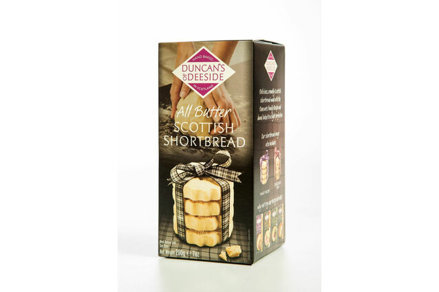 Duncan's of Deeside All Butter Scottish Shortbread (200g)