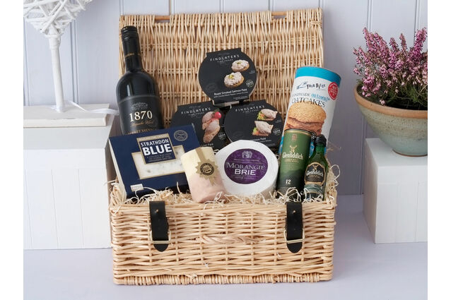 Cheese & Pate Hamper