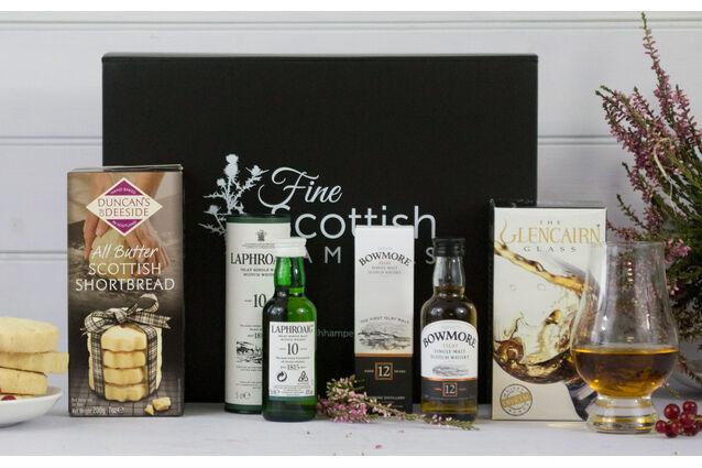 Islay Whisky Hamper