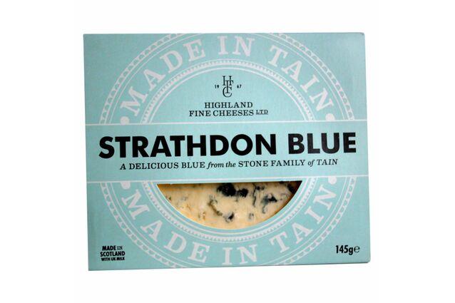 Highland Fine Cheese Strathdon Blue (145g)