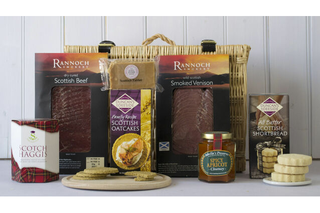 Father's Day Treat Alcohol Free Hamper