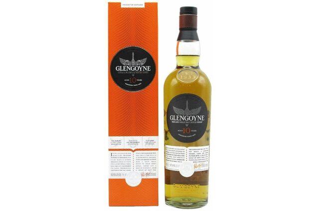 Glengoyne 10 Year Old Scotch Whisky (70cl)