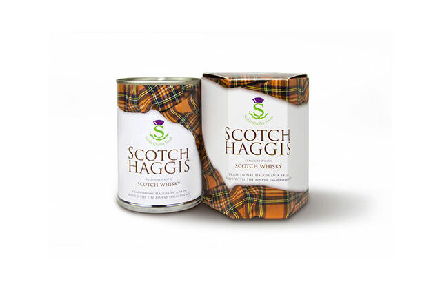 Stahly's Scotch Haggis With Whisky (410g)