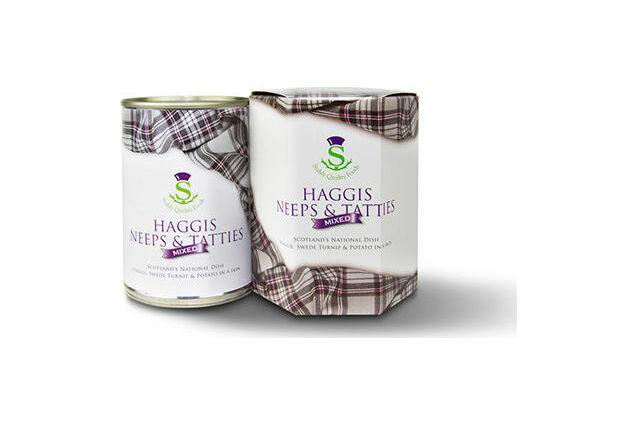 Stahly's Haggis, Neeps & Tatties (410g)