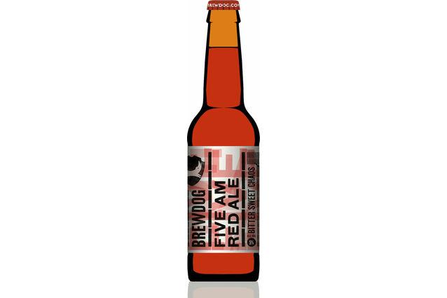 Brewdog 5am Saint Red Ale (330ml)