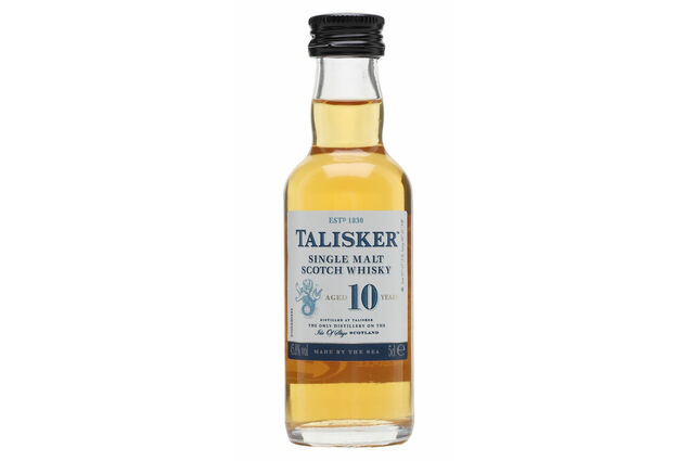 Talisker 10 Year Old Whisky Miniature (5cl)