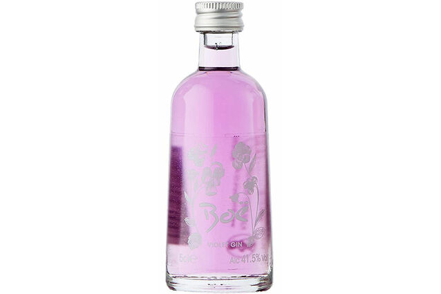 Boe Gin Violet Gin Miniature (5cl)