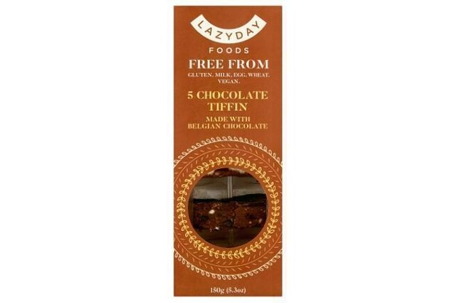 Lazy Day Foods Chocolate Tiffin Bites (150g)