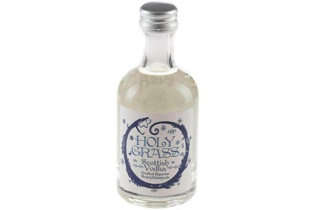 Rock Rose Holy Grass Scottish Vodka Miniature (5cl)