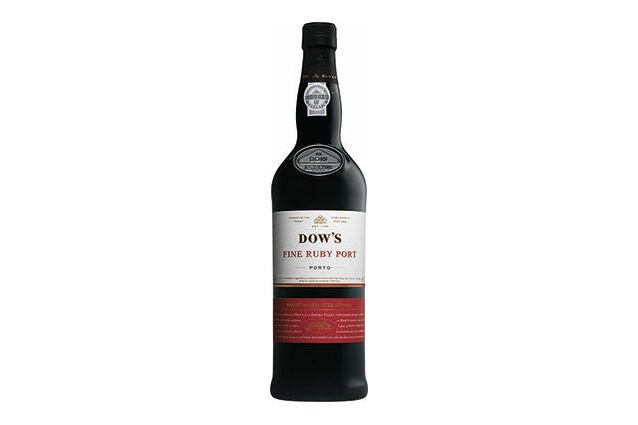 Dows Fine Ruby Port 75cl