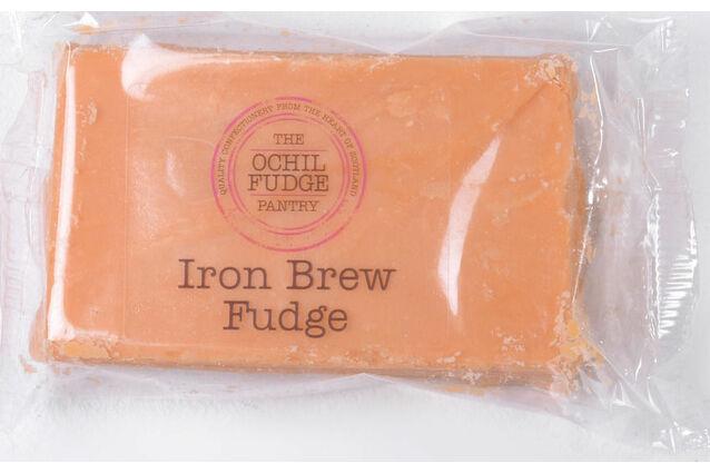 Ochil Fudge Pantry Iron Brew Fudge 90g