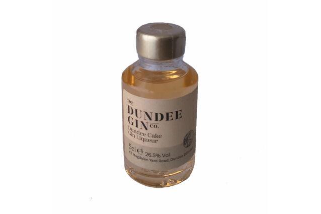 Dundee Gin Dundee Cake Gin Miniature (5cl)