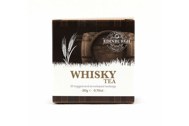 Edinburgh Tea & Coffee Co Whisky Tea Bags (Pack of 10)