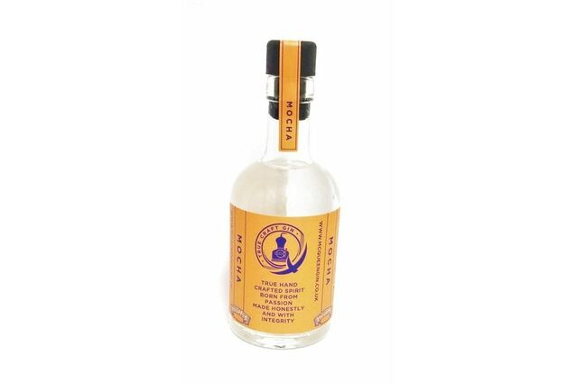 McQueen Gin Mocha Liqueur (10cl)